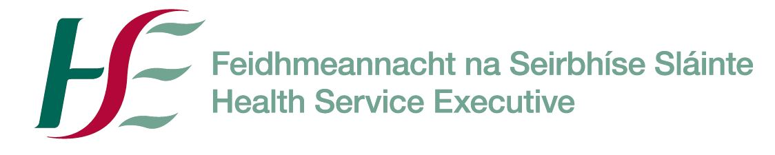 HSE - Health Service Executive
